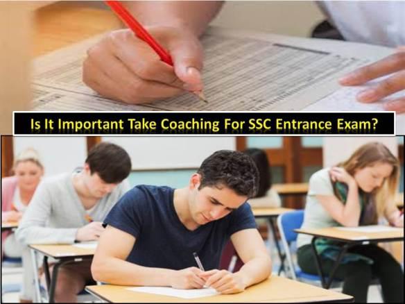 ssc Coaching exam